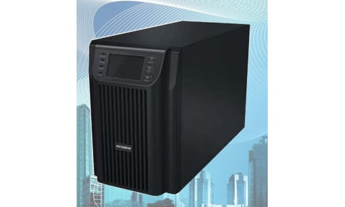 HD-3KT9 1 phase online UPS _ Tower type