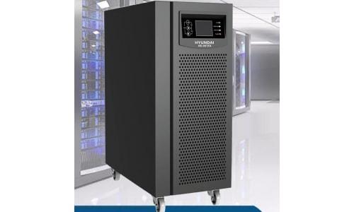 Online 1 phase UPS HD-5KTEX